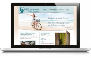 Website Ergotherapie-Annaberg