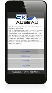SK-Ausbau für mobile Geräte
